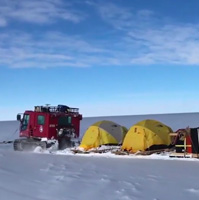 NASA scientists traverse Antarctica to Prep for new climate satellite